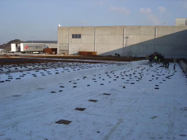 Isolteam isoleren van vloer EPS