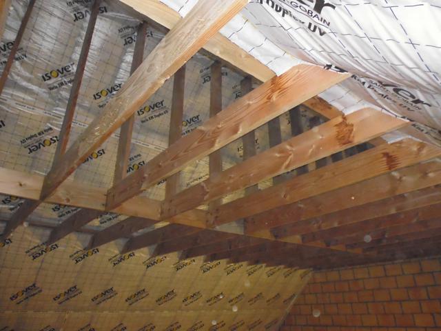 isolteam isoleren dak zoldervloer glaswol isover isoconfort dampscherm vario km duplex rotswol rockwool rhinox