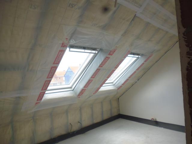 isolteam luchtdichting dak dampschermkraag