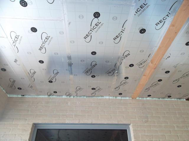 Isolteam isoleren plafond pur pir recticel eurowall