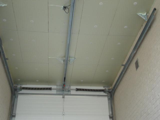 isolteam isoleren plafond xps ursa n3L