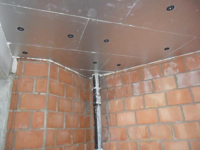 isolteam isoleren plafond kelder pur pir utherm wall