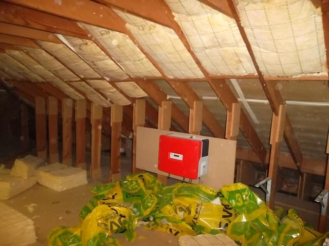 isolteam isoleren dak glaswol isover isoconfort dampscherm vario km duplex