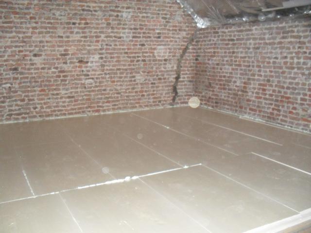 isolteam isoleren vloer zoldervloer xps ursa n3l