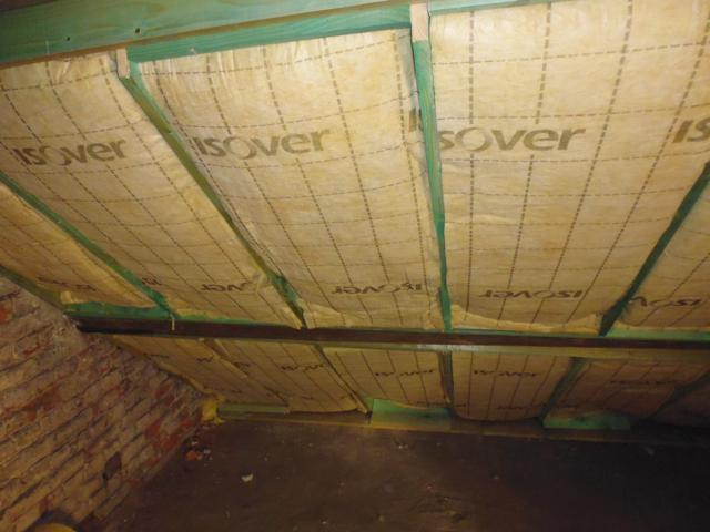 isolteam isoleren dak glaswol isover isoconfort dampscherm vario km duplex gipskarton gyproc