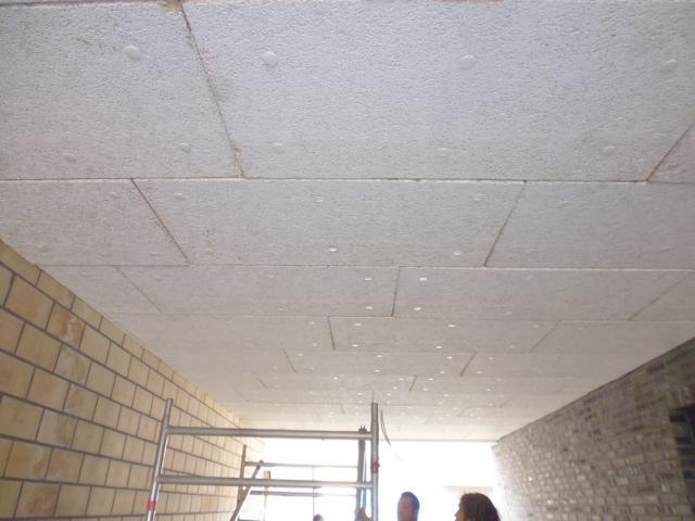 isolteam isoleren plafond rotswol houtwol heraklith
