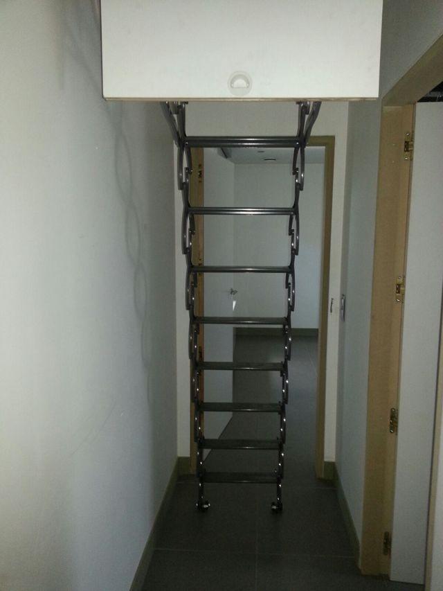 Isolteam zoldertrap installeren Fakro