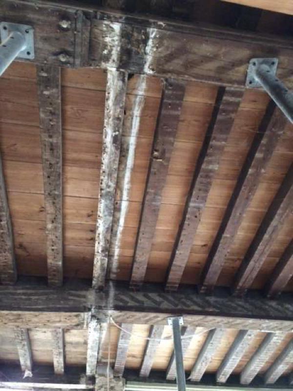Isolteam: akoestisch isoleren van zoldervloer