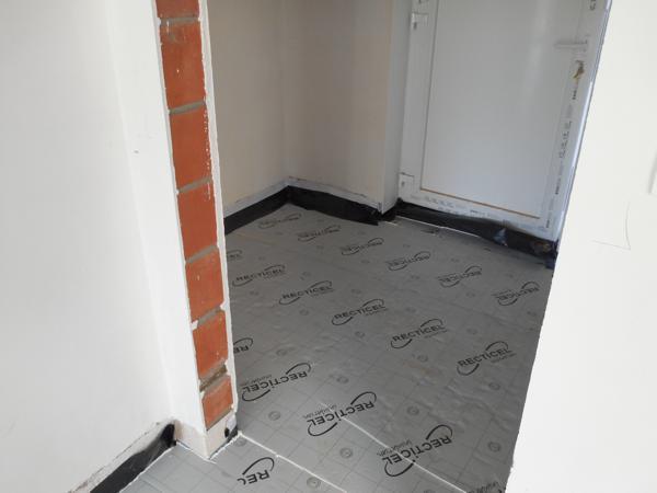 Isolteam: vloer isoleren met PUR-PIR