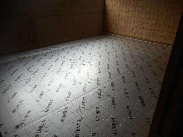 Isolteam: isoleren van vloer met PUR-PIR