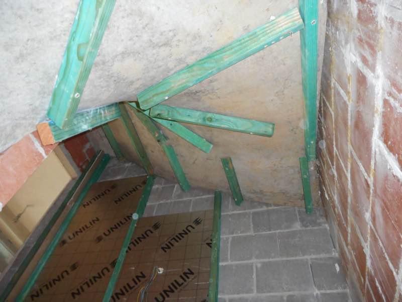 Binnenmuur isoleren met isover isoconfort PUR-PIR utherm wall