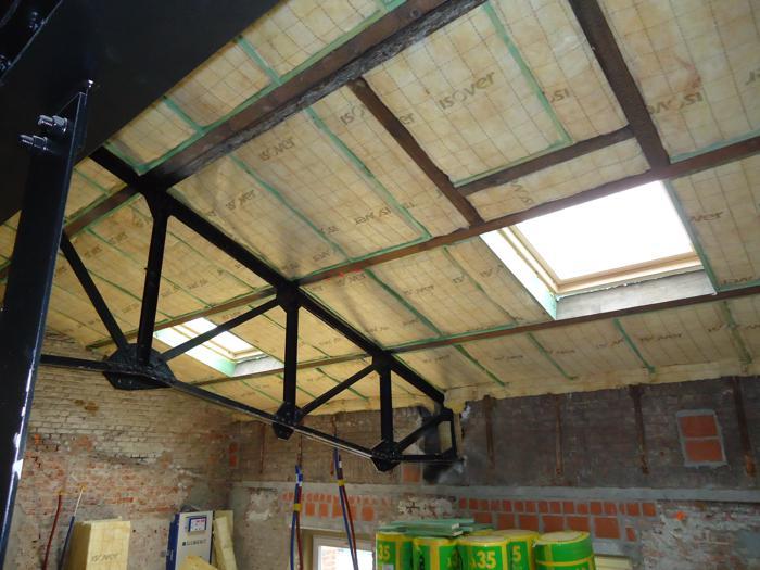 Isoconfort voor dak
