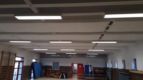 akoestische isolatie school plafond