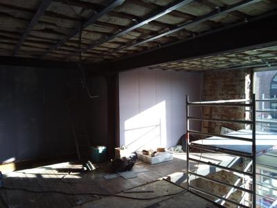 akoestische isolatie plafond